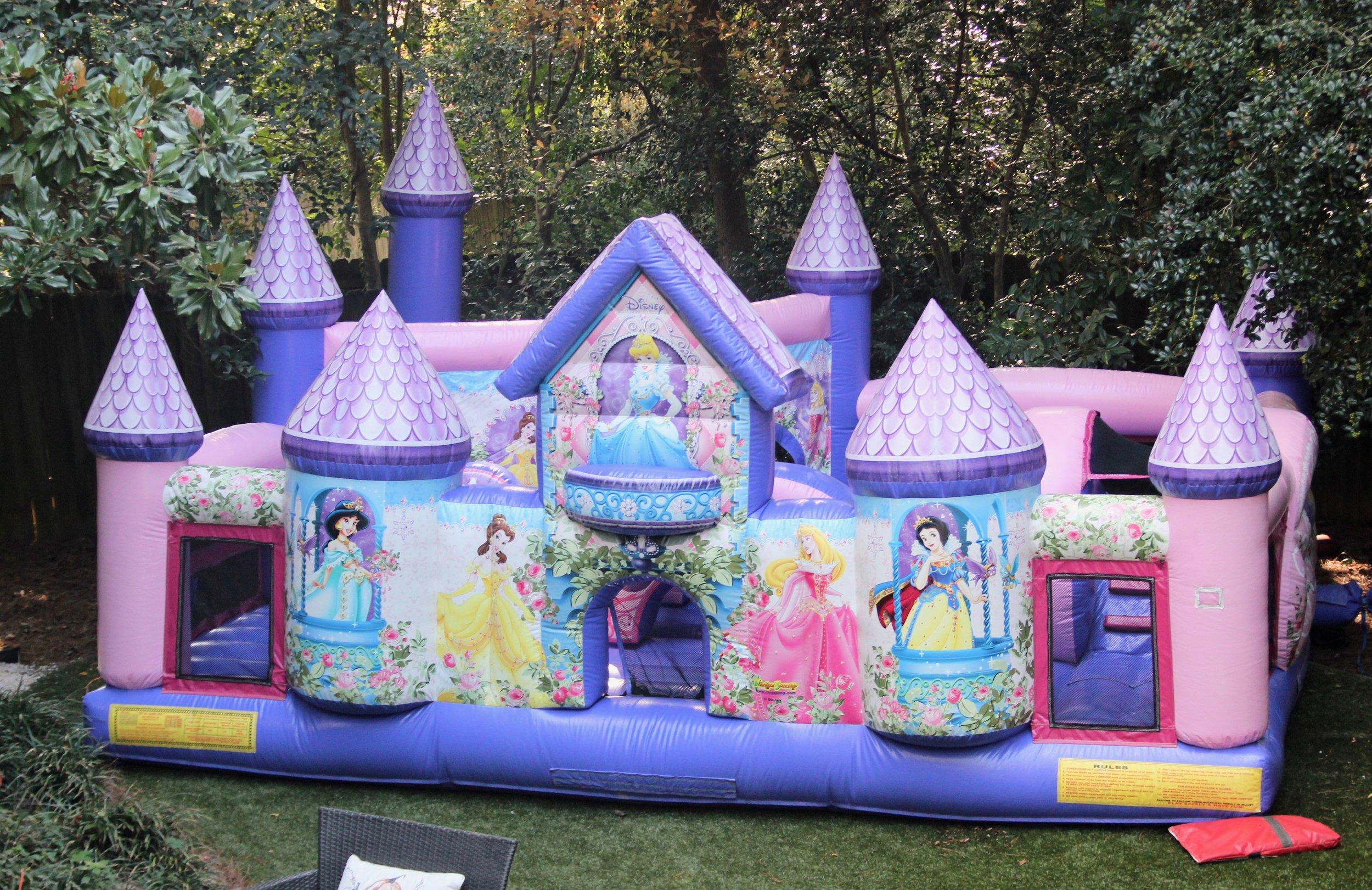 Disney Princess Palace Playground