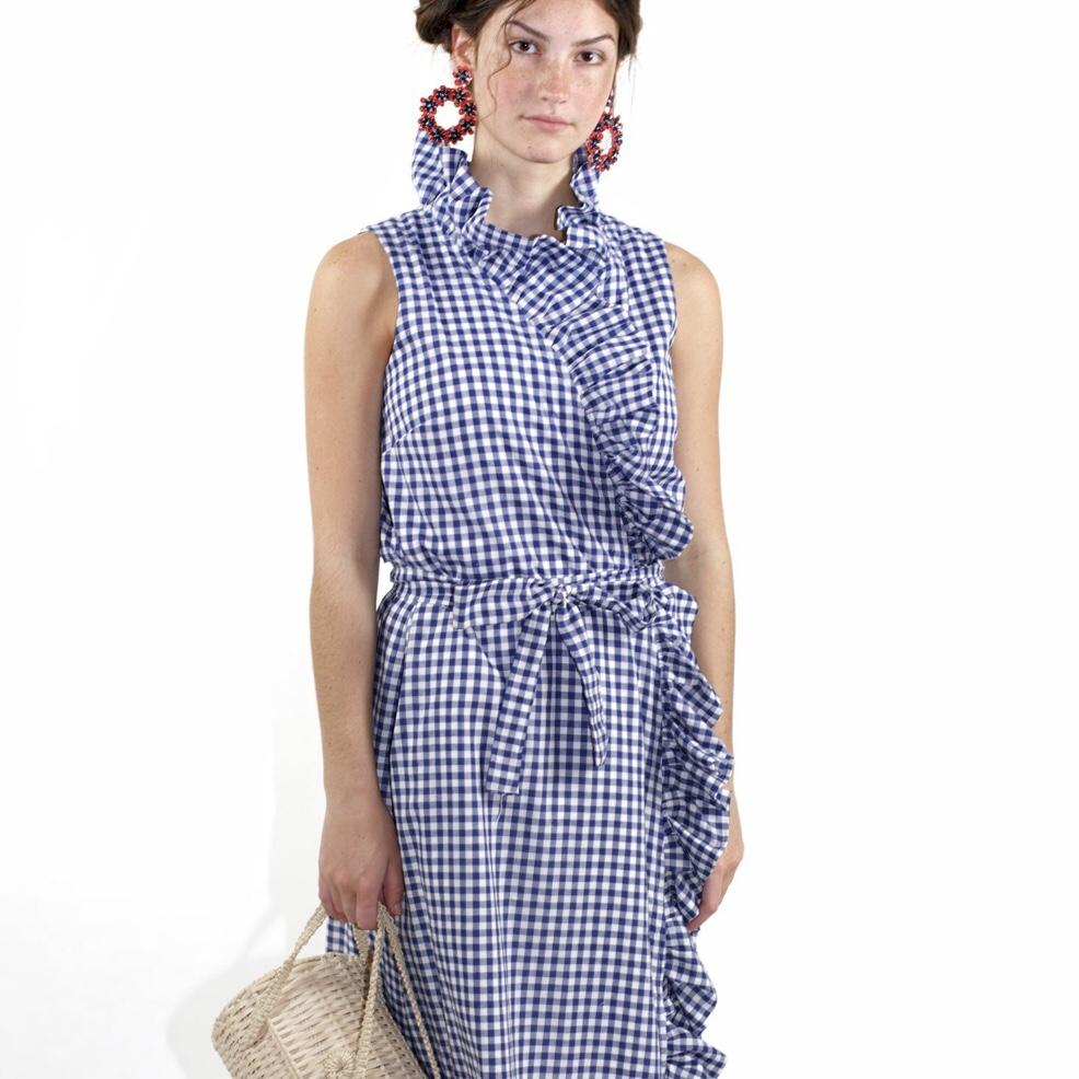 Elizabeth Wilson Designs Anne Claire Dress