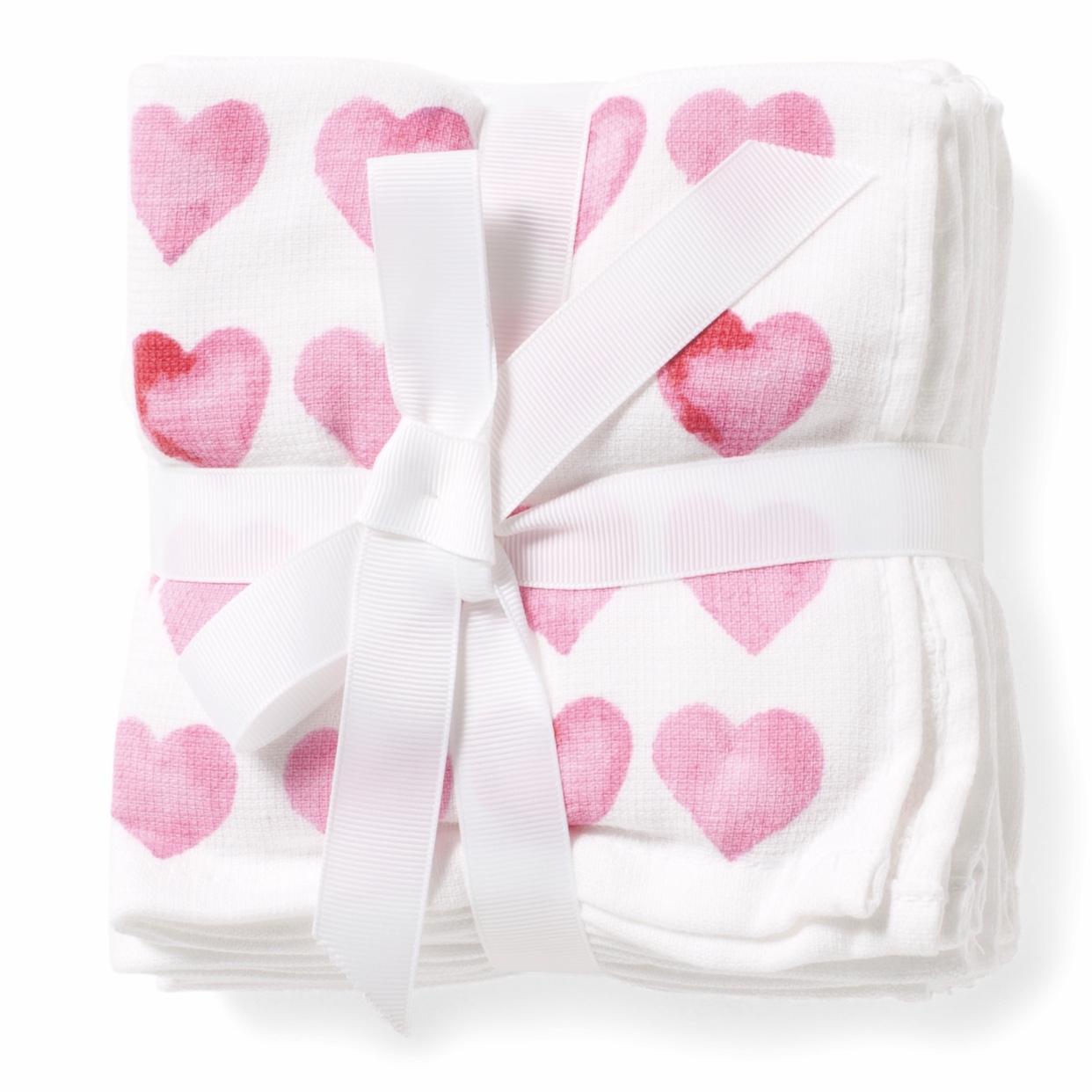 TJ Maxx Valentine's Day Dish Towel Set
