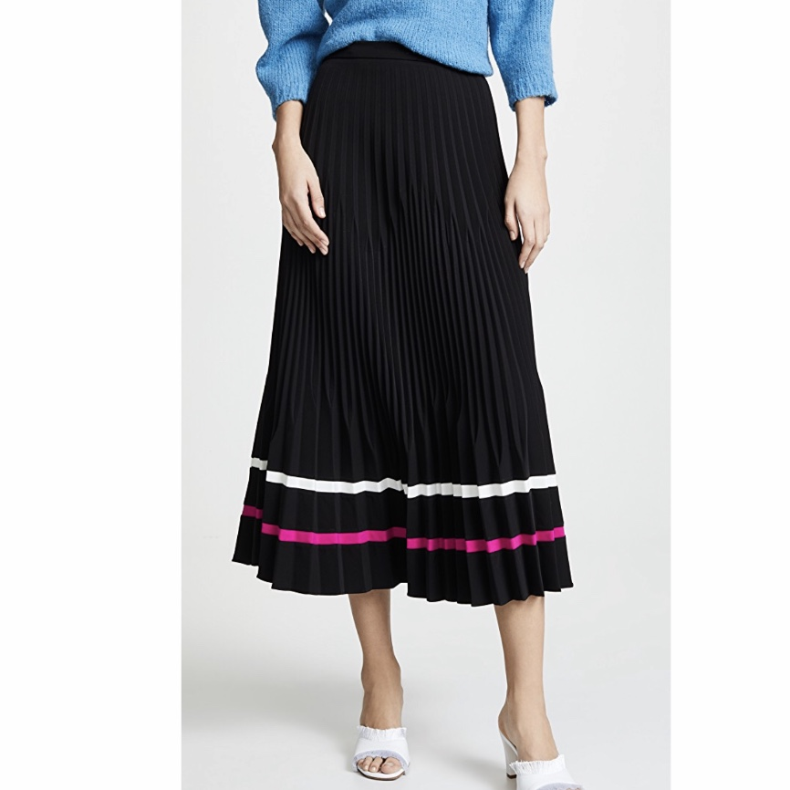 2. Julianna Bass Marcella Skirt