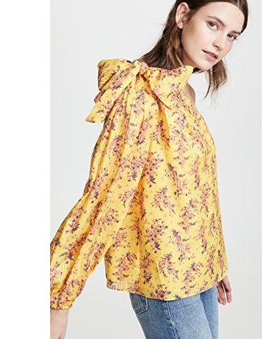 18. Ulla Johnson Enid Blouse