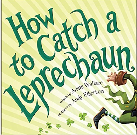 How to Catch a Leprechaun Book -