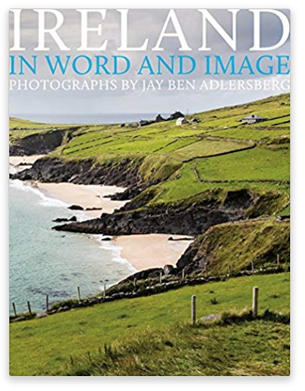 Ireland in Word and Image Coffee Table Book -