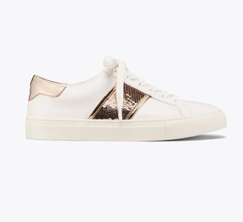 Carter Sequin Sneaker