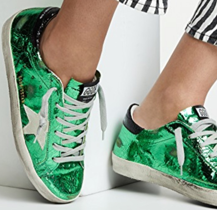 Golden Goose Superstar Sneakers -