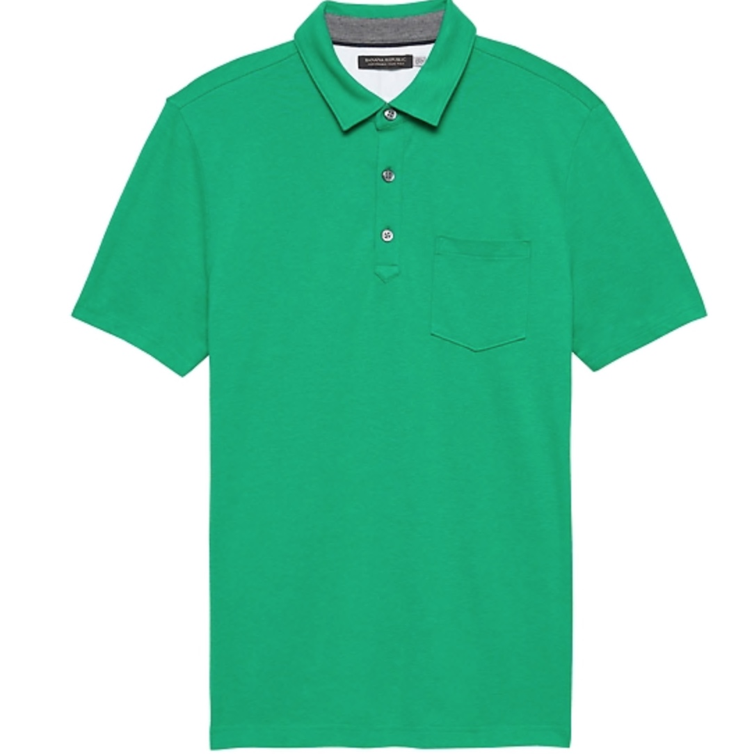 Banana Republic Men's Polo -