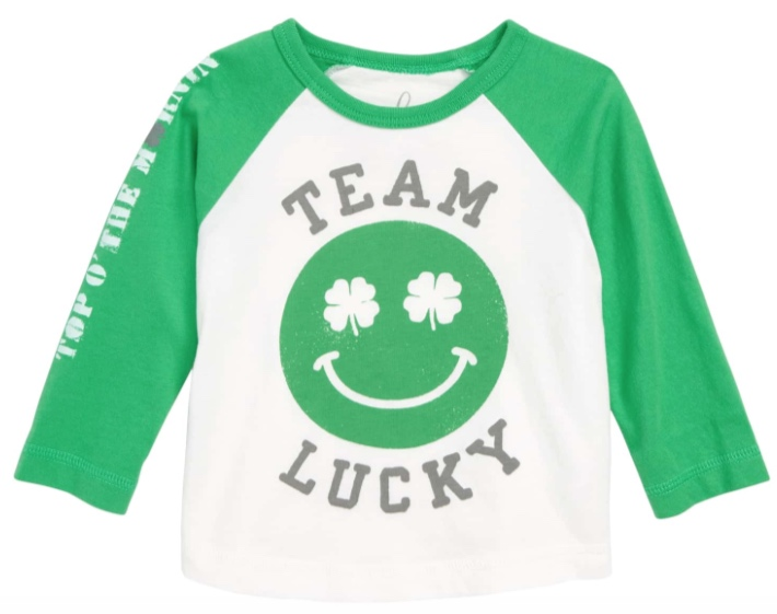 Peek Team Lucky Graphic Baby T-Shirt -