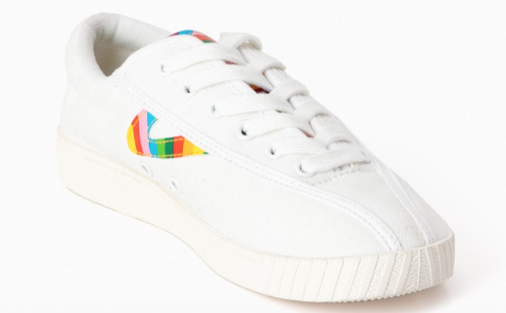 Tretorn Women's Rainbow Nylite Sneakers -