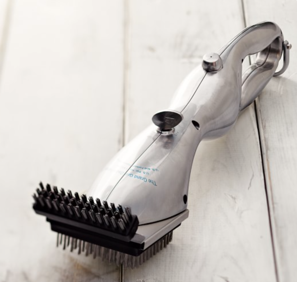 Williams-Sonoma Grand Grill Daddy Grill Cleaning Brush -