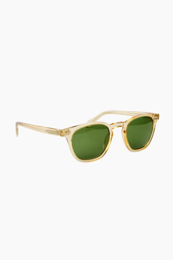Burnt Crystal Legend Sunglasses