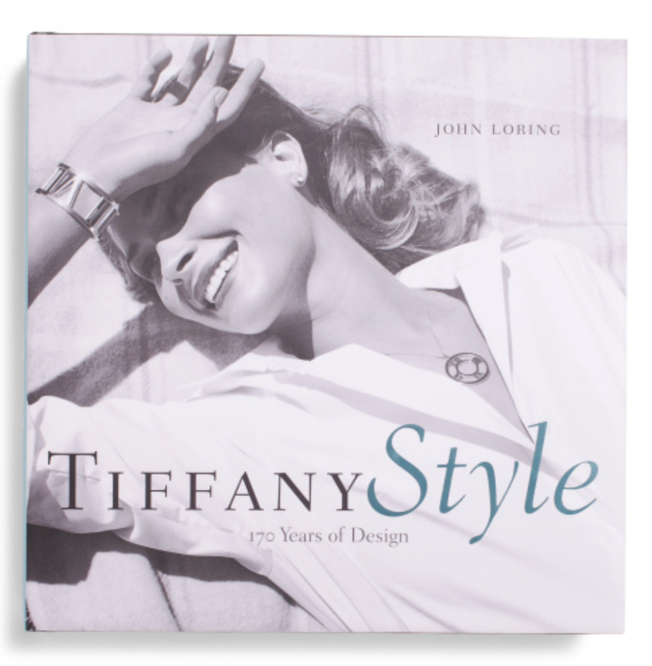 Tiffany Style 170 Years Of Design Book -
