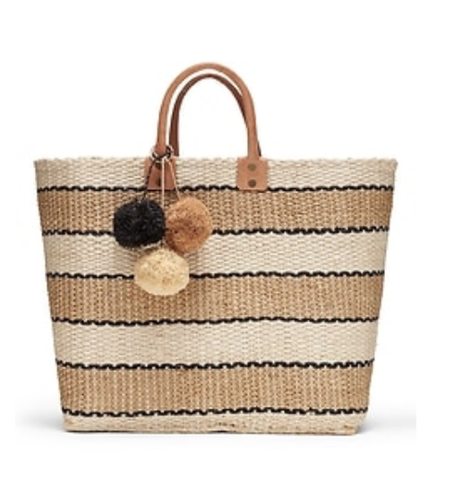 Mar Y Sol Capri Tote Bag