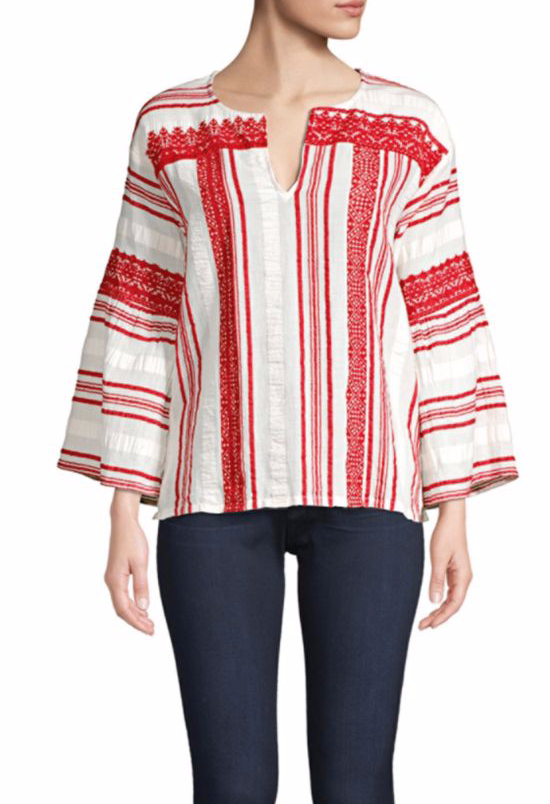 Joie Selbea Stripe Top