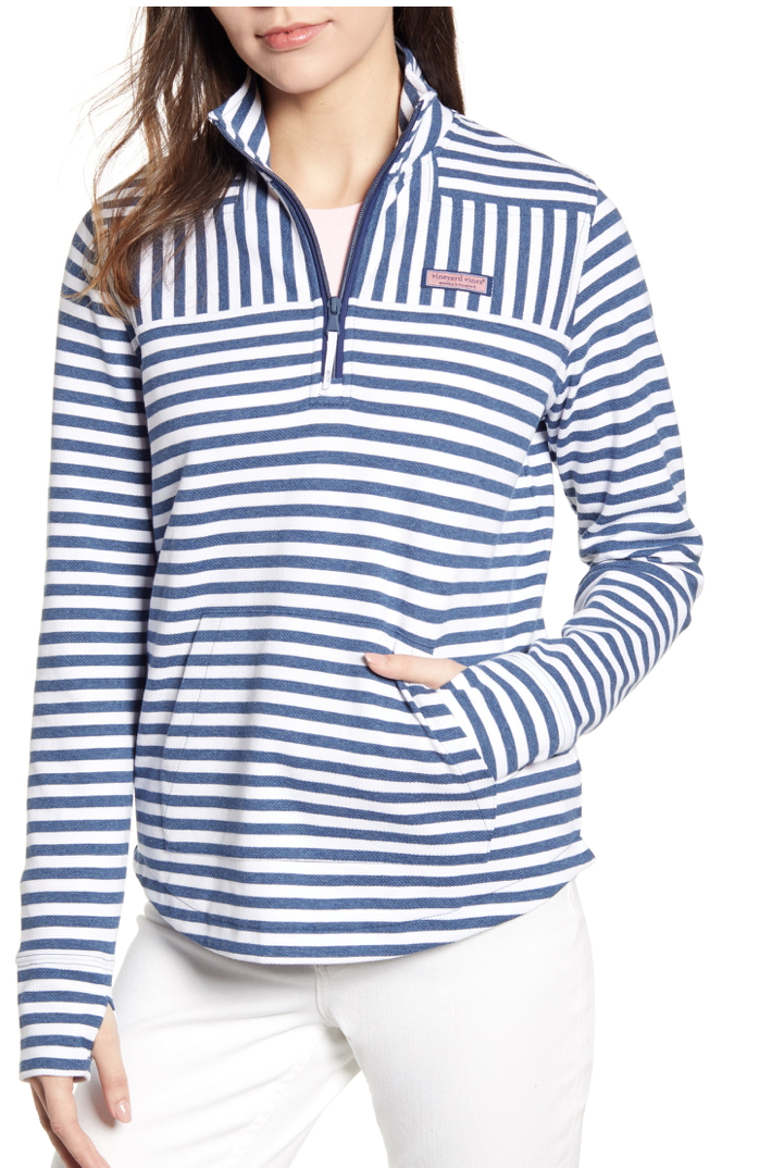 Vineyard Vines Relaxed Stripe Shep Shirt