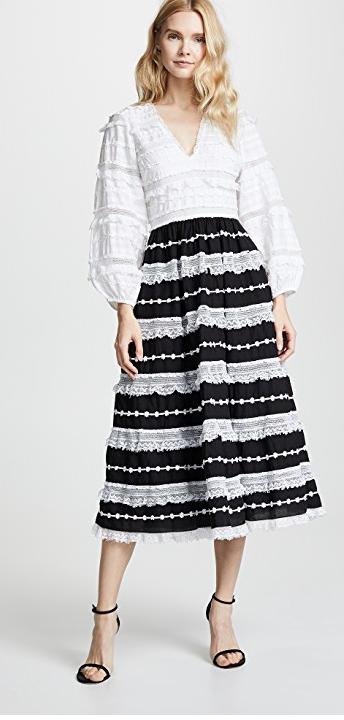 Ulla Johnson Charline Dress