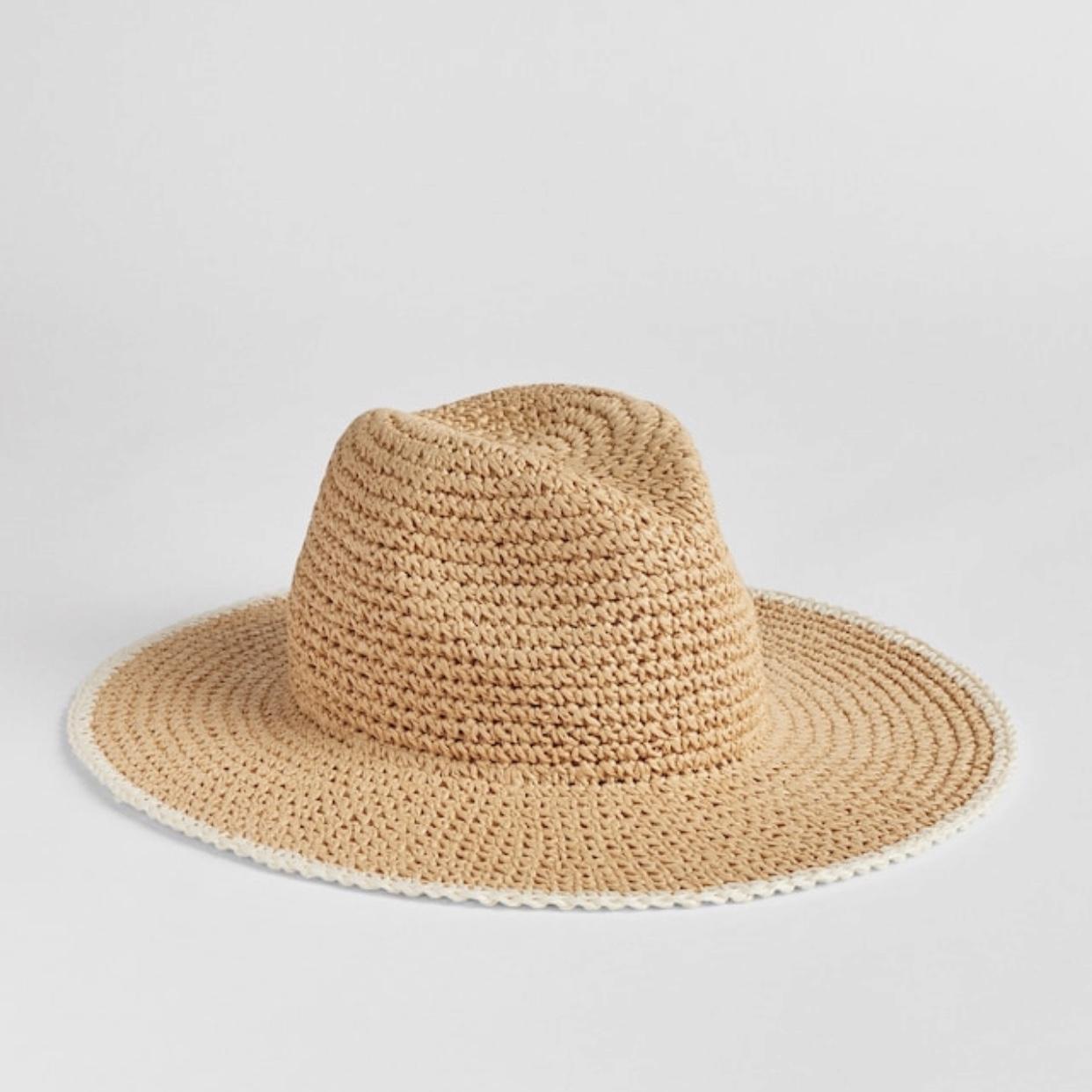 Gap Floppy Straw Hat