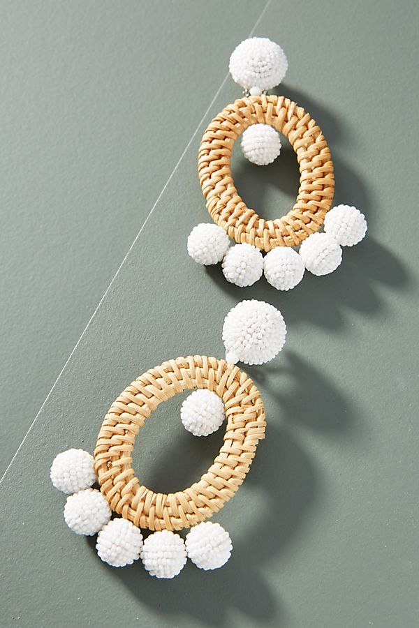 Sachin + Babi Panama Hoop Earrings