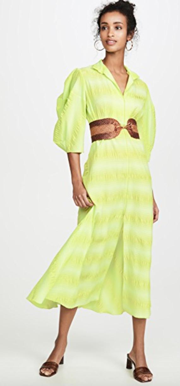 Parker Maxi Dress Cynthia Rowley