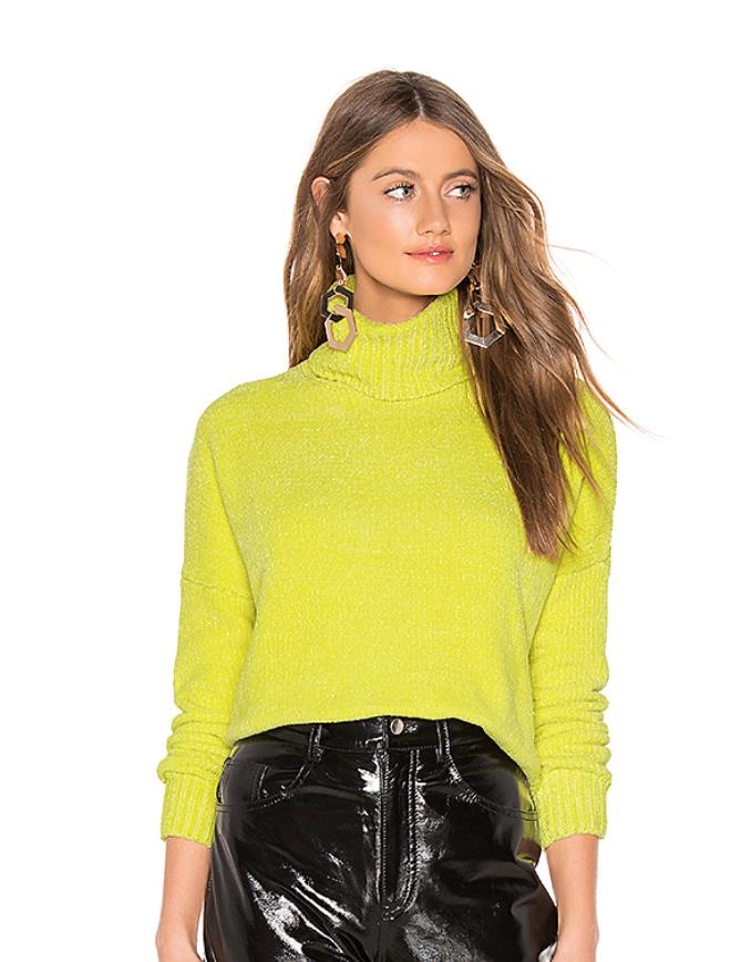 Lovers + Friends Geneva Chenille Sweater
