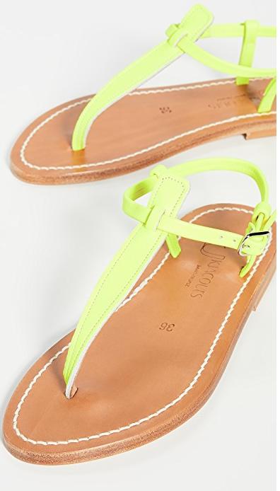 K. Jacques Picon Sandals