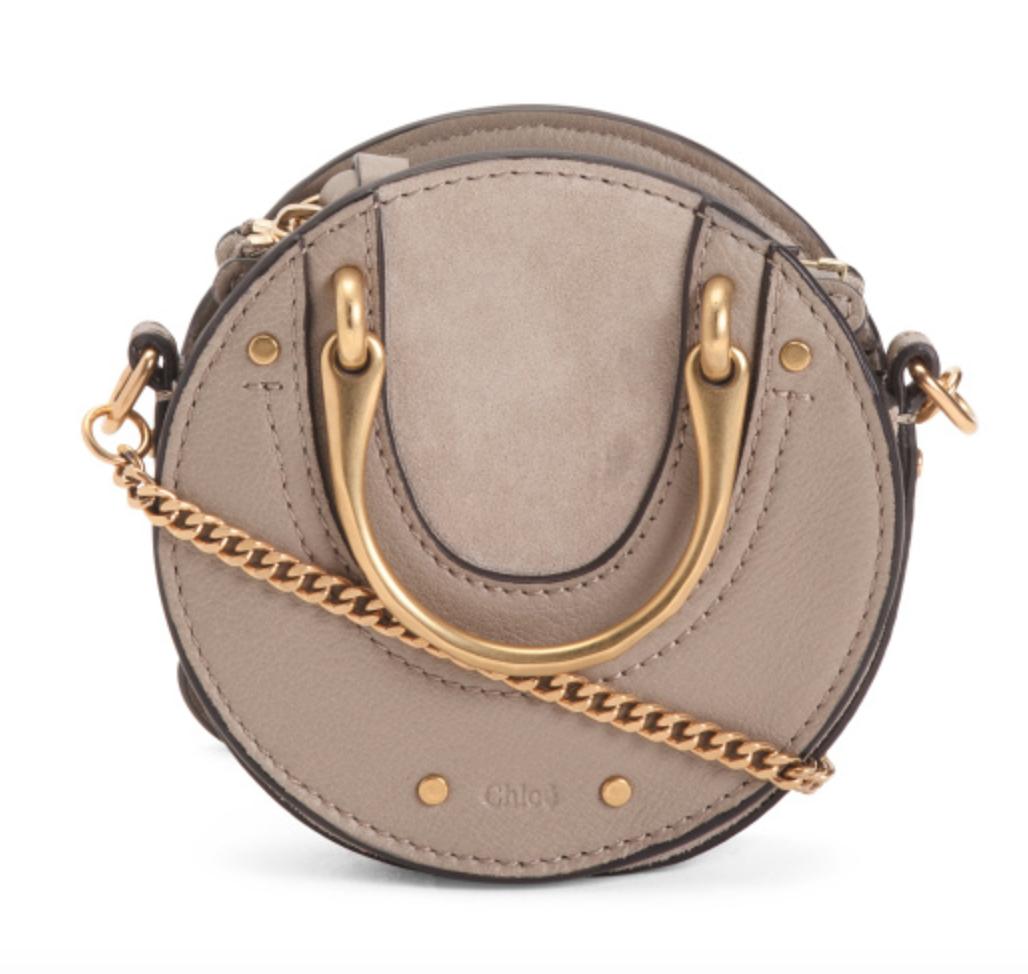 Chloe Pixie Mini Leather Crossbody