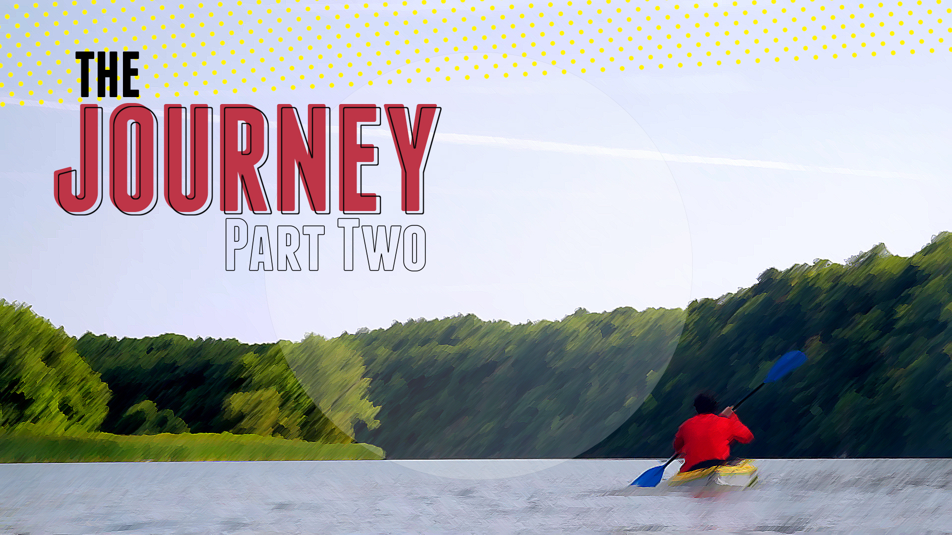 The Journey: Part Two - Coming this Sunday in Fusion and Nitro