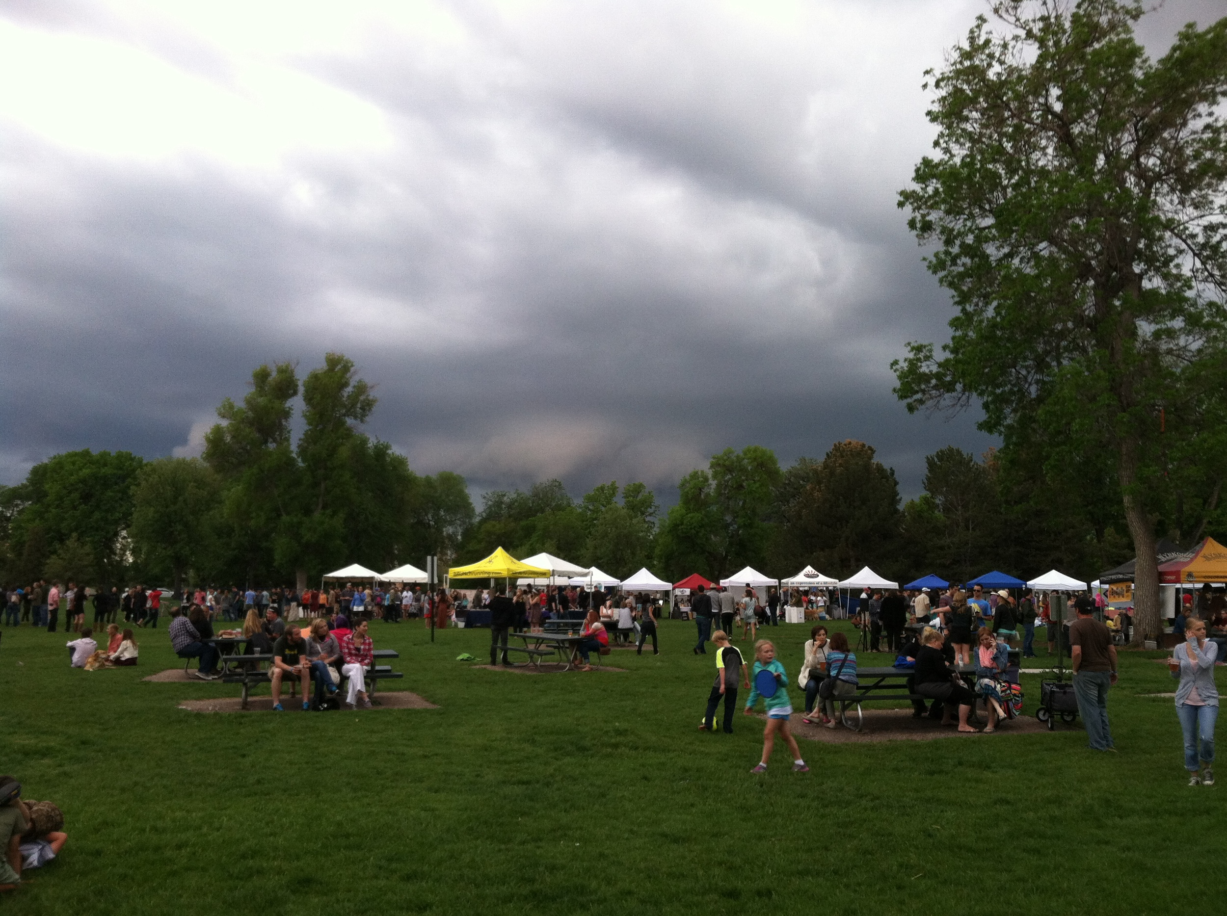 still can't believe it didn't rain all over us. the denver flea was meant to be.