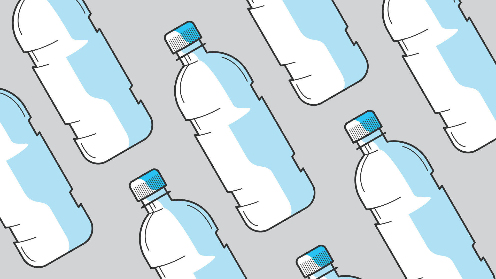 Material illustration: Plastic