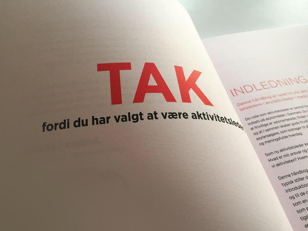 volunteer-centred communication & design for red cross - Case: Strategic communication & Book design