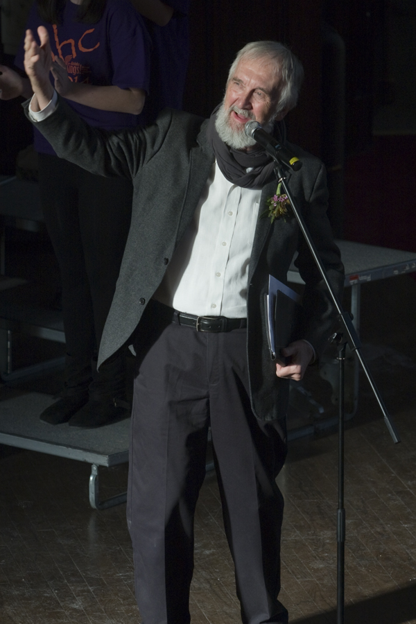 Fred Penner, MC