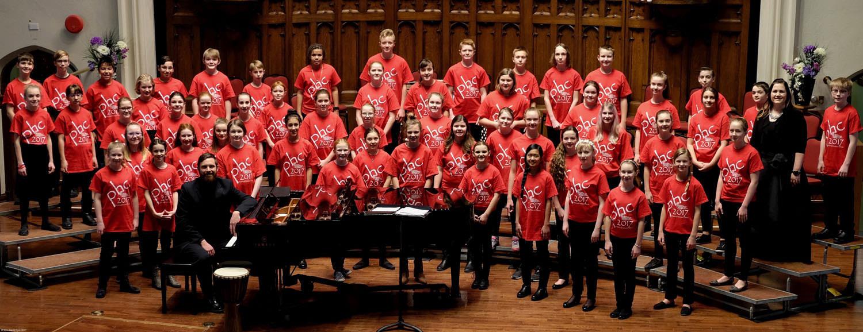 PHC 2017 Junior Choir - Kristel L. Peters, conductor