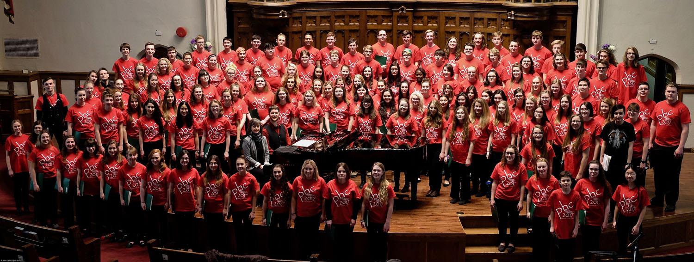 PHC 2017 Senior Choir - Dr. Joel Tranquilla, conductor