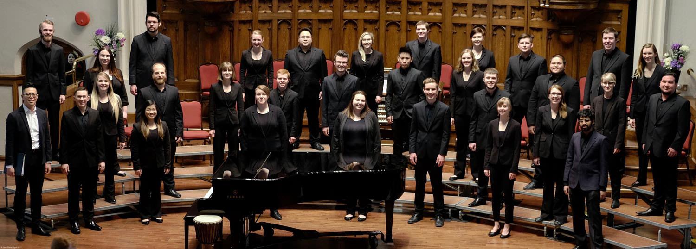 Prairie Voices  -Geung Kroeker Lee, conductor