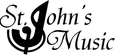 St. John's Music logo