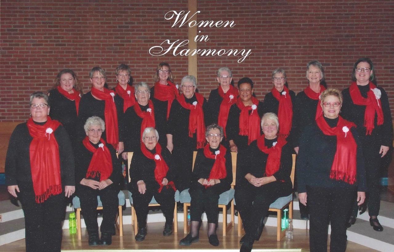 Women in Harmony