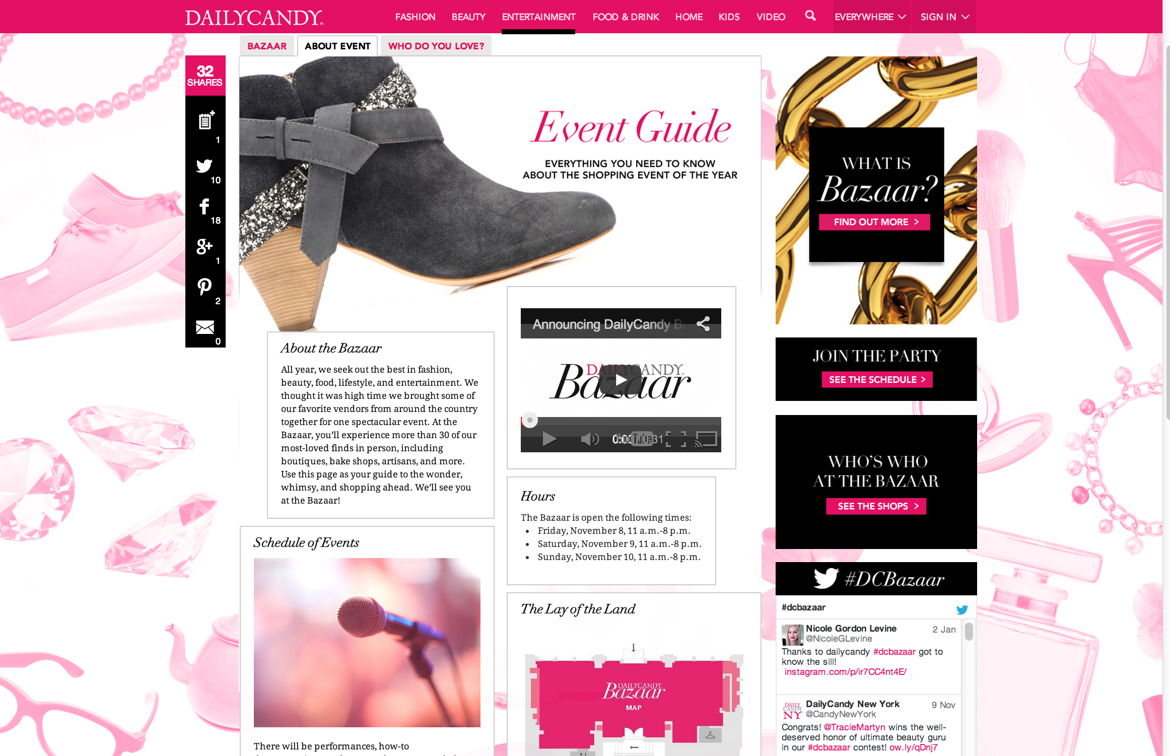 DailyCandy Bazaar 2013 Event Information   Everywhere   DailyCandy.png