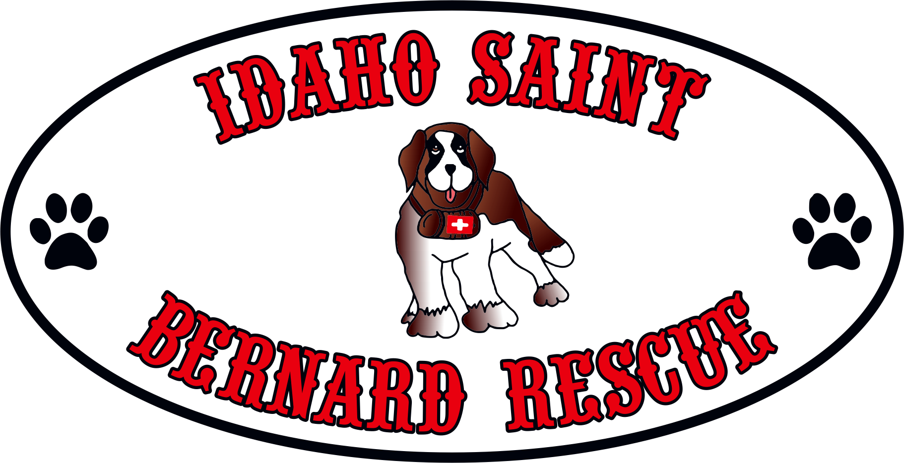 Idaho Saint Bernard Rescue