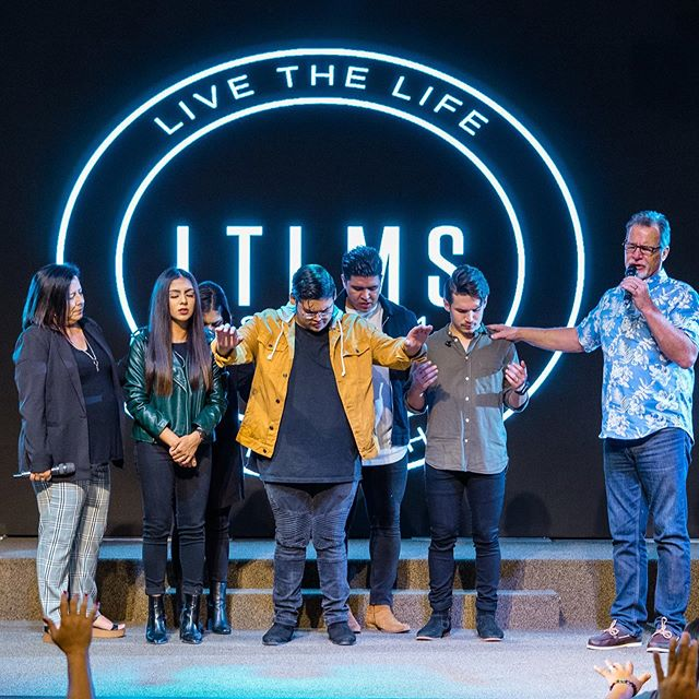 Today we honored our 3 students who have completed year one of #LTLMS we're praying for them as they move forward onto their second year! Congrats! 🙌🏻🎉
