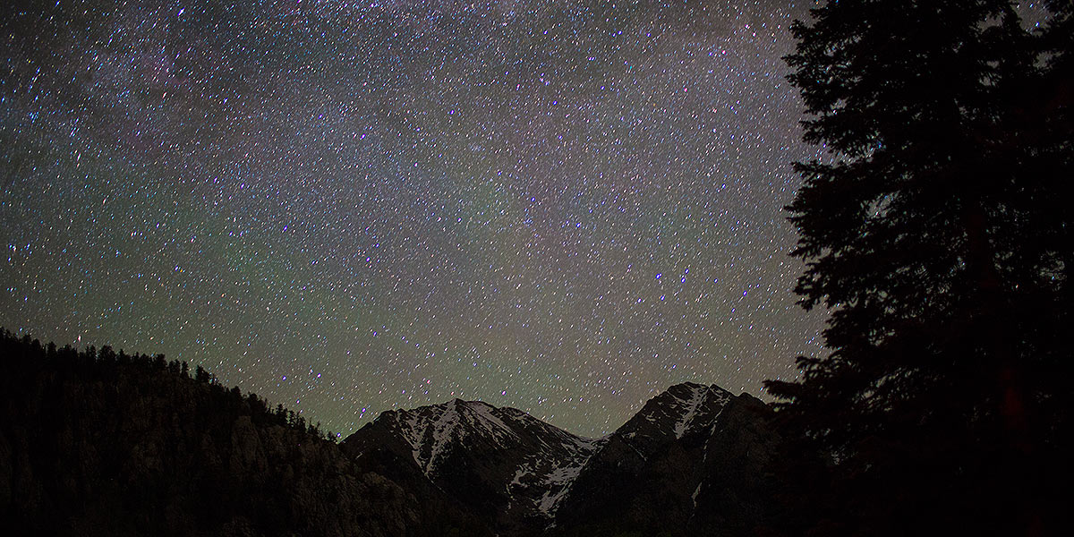 Stars in Colorado