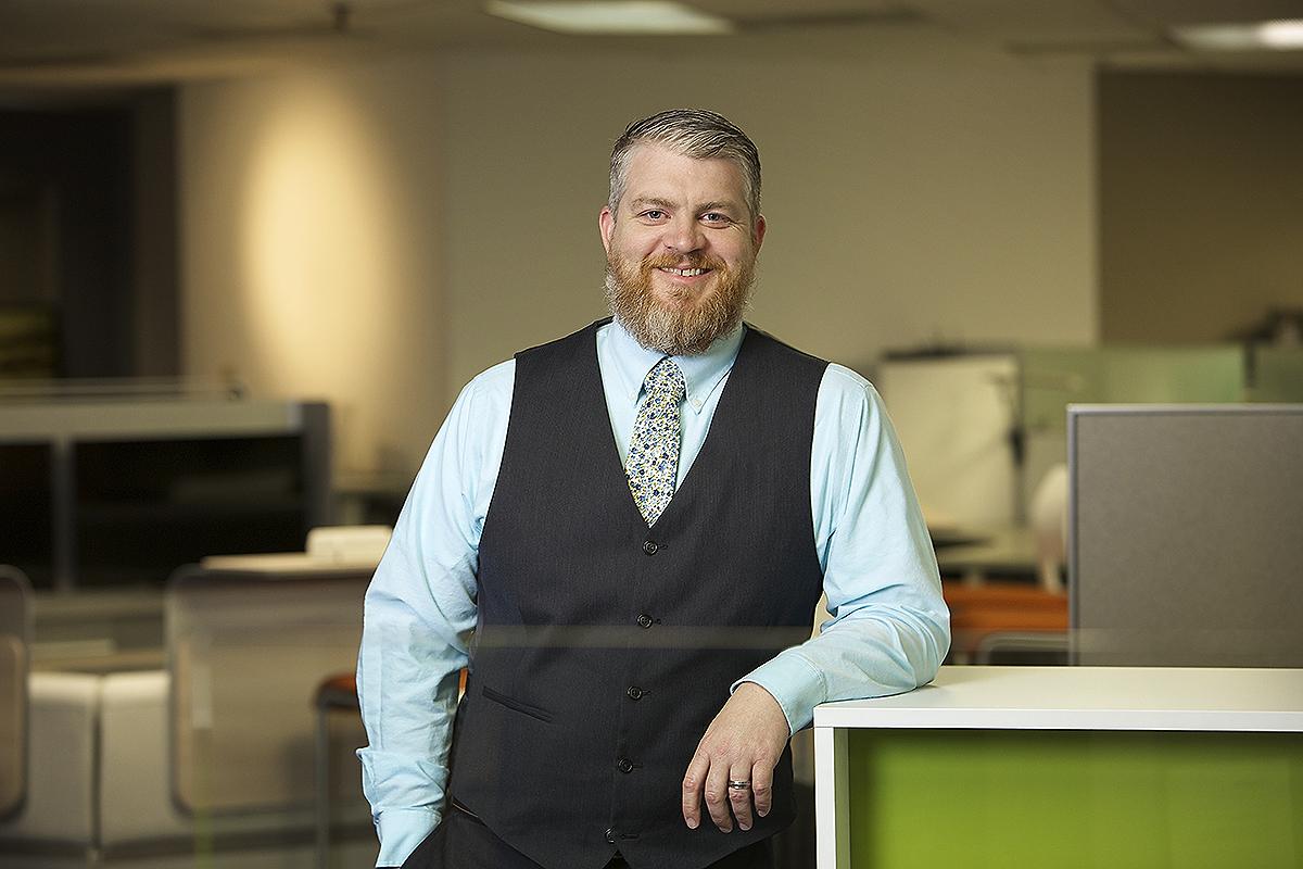 Barrows Inc.Eric Sharp