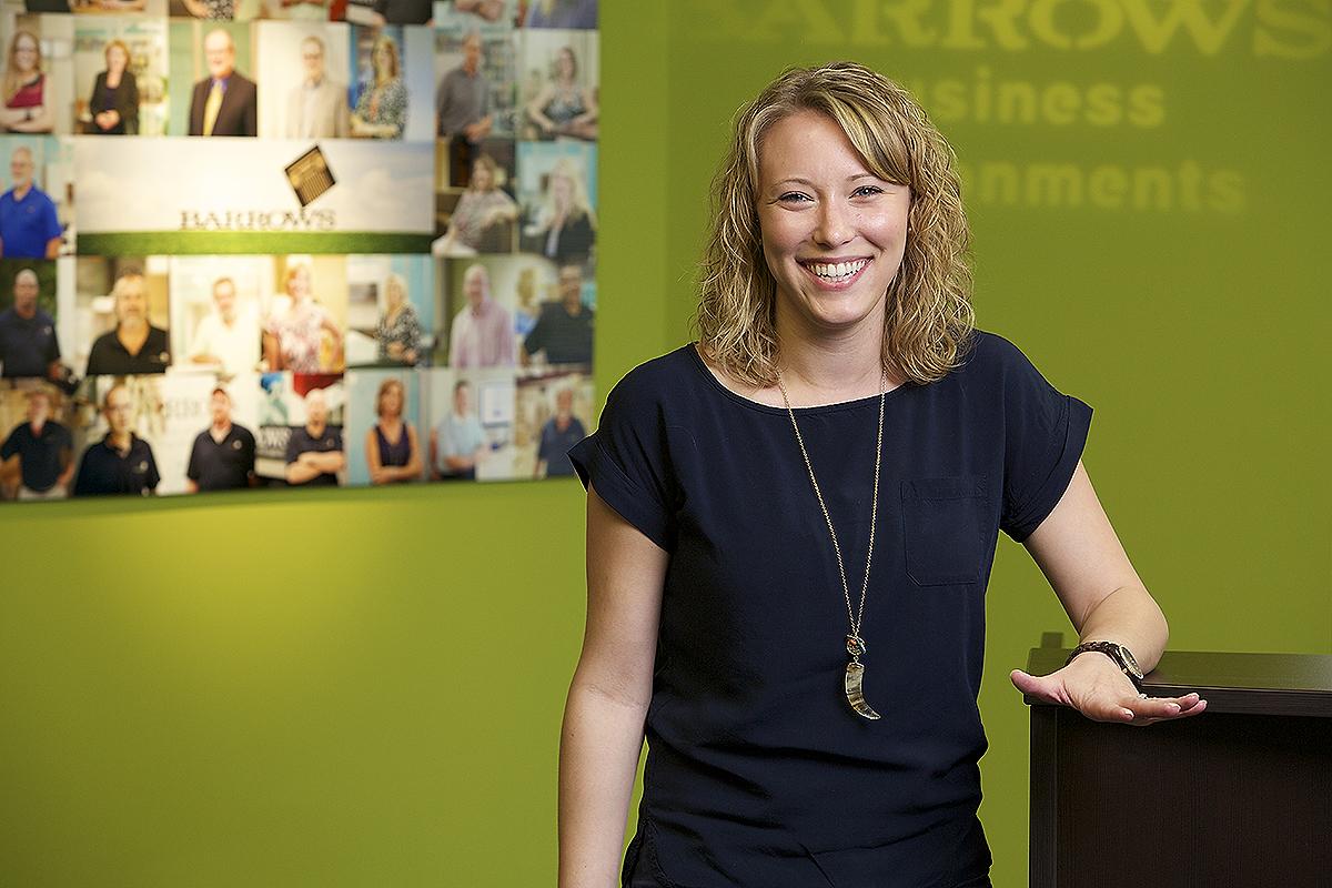 Barrows Inc.Megan Wray