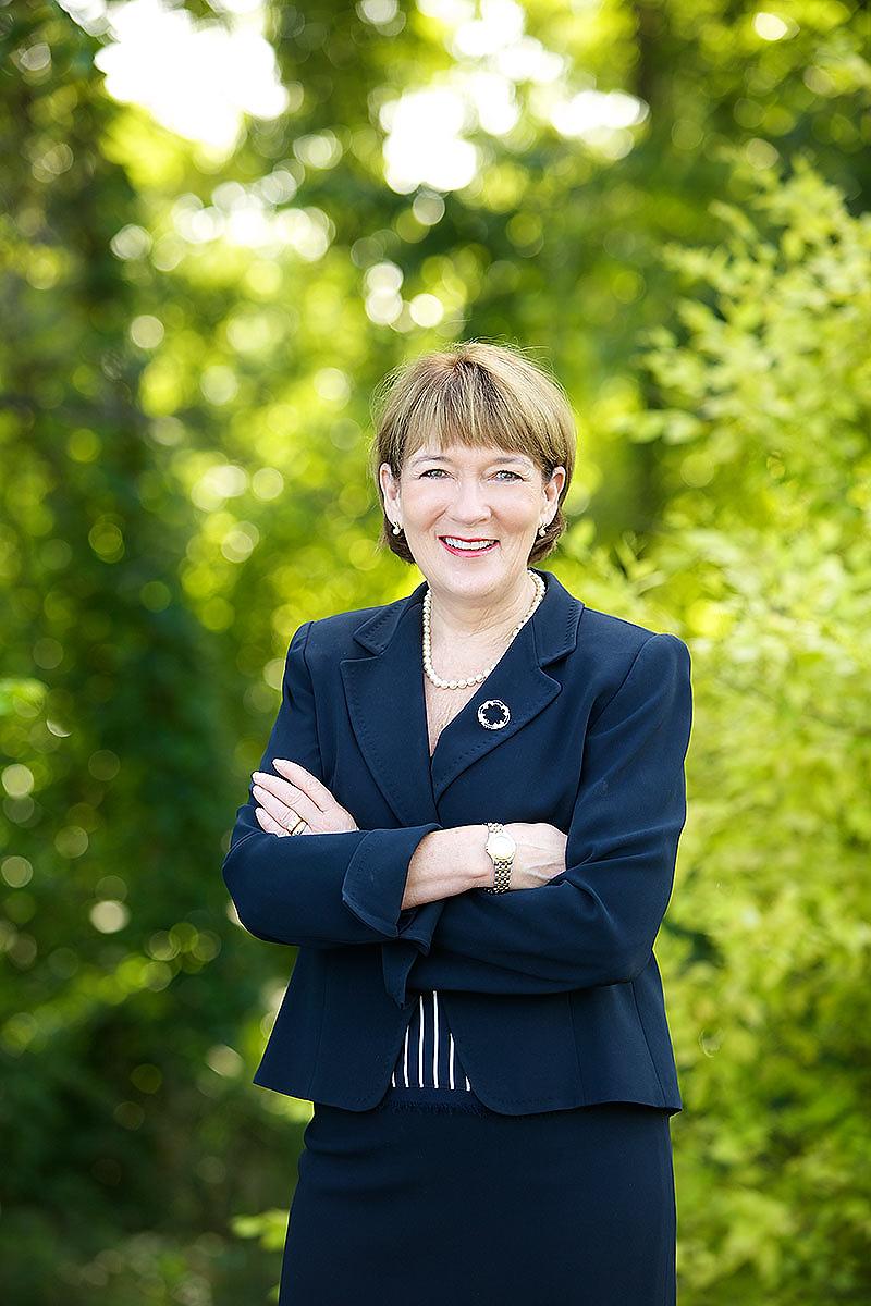 Carillon CEO executive portrait.