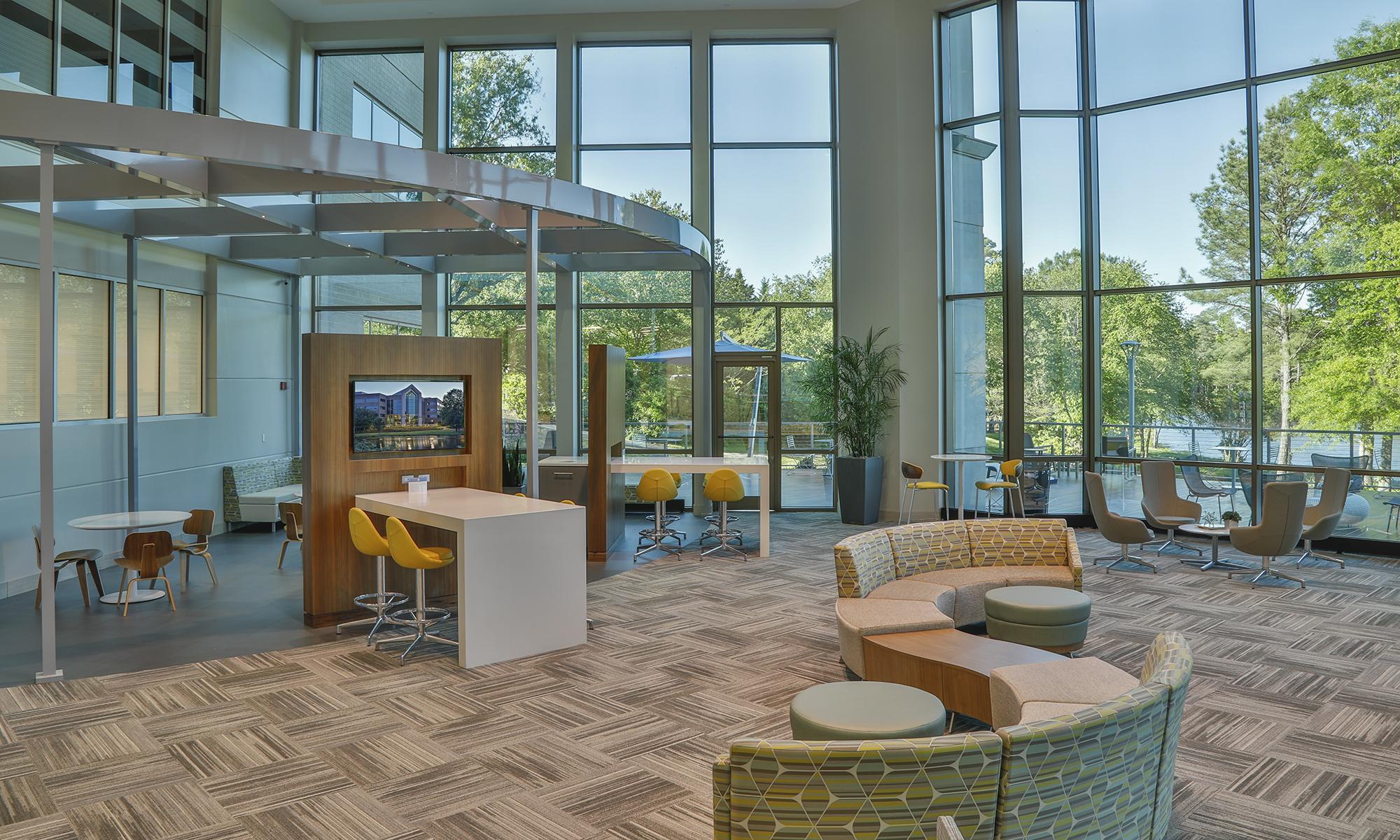 Highwoods PropertiesHighwoods One | 10900 Nuckols Road, Glen Allen, VA