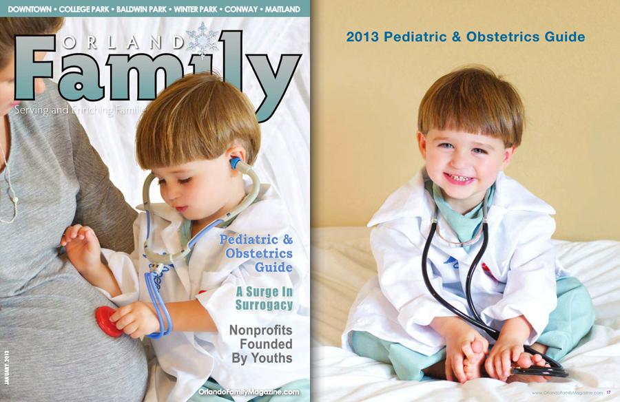 Toddler dress up Doctor - Erika Hopkins Photography