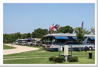 KE Bushman's Camp RV Park, Bullard