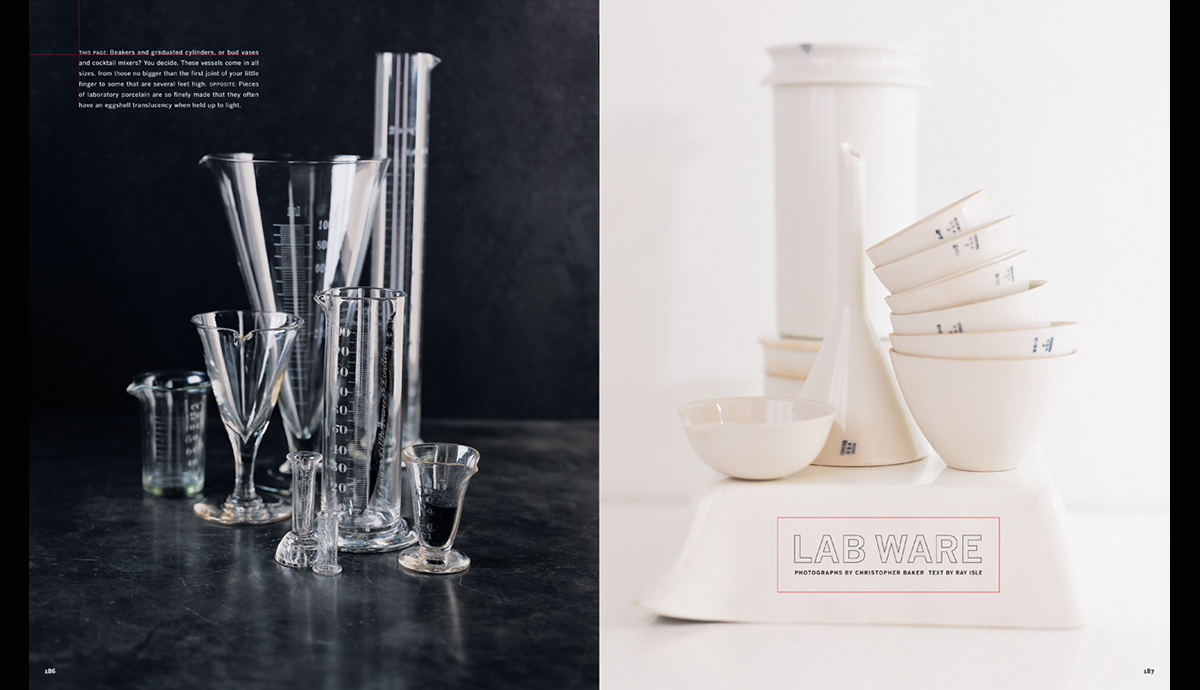 Collecting Vintage Labware