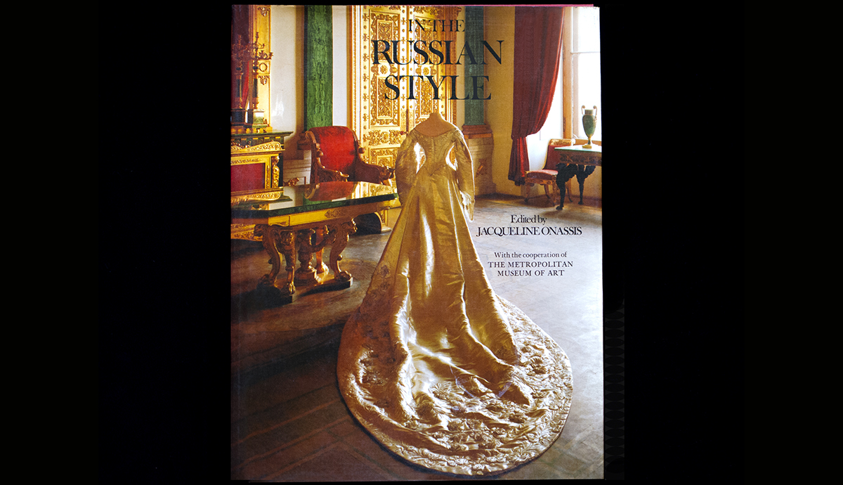 In the Russian Style by Jacqueline Kennedy Onassis