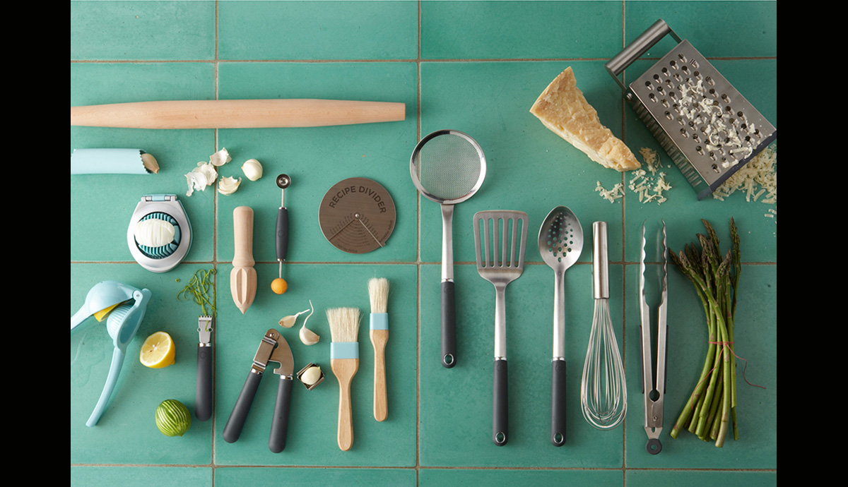 Martha Stewart Collection Kitchen Utensil Program for Macy's