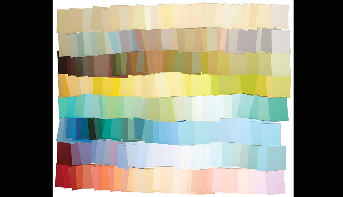 Kmart Paint colors