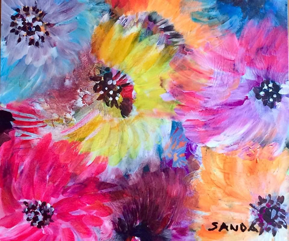 Sanda Cook